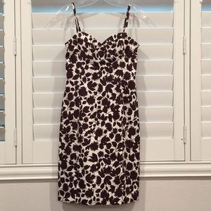 NWOT printed Party Dress in Size 6P
